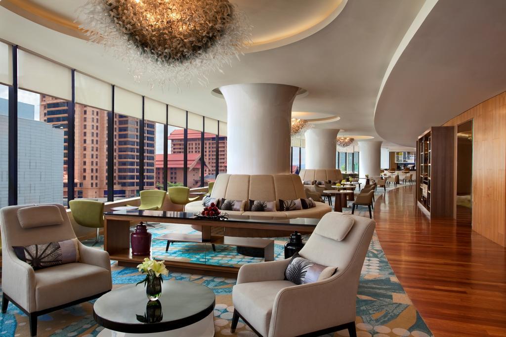 بهترین هتل های 5 ستاره کوالالامپور