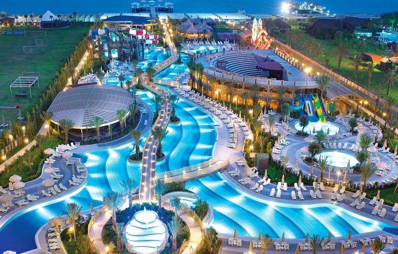 برنامه سفر یک روزه به آنتالیا ترکیه
