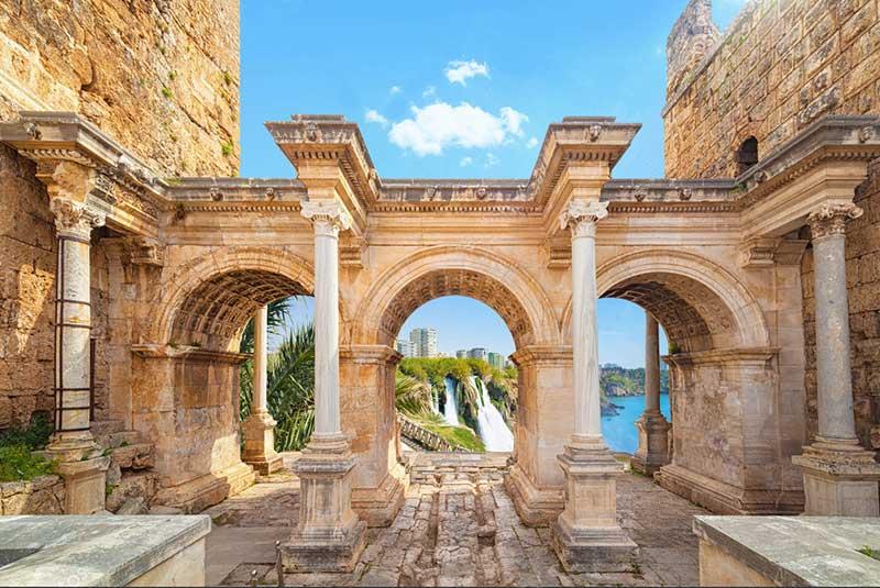 سفری یک روزه به آنتالیا ترکیه