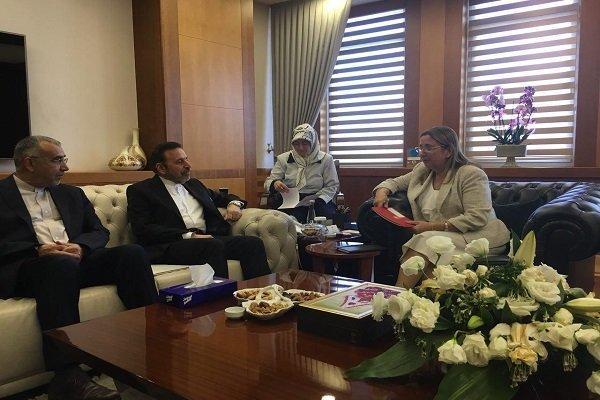 شرکت های ترکیه ای علاقمند به تجارت و سرمایه گذاری در ایران هستند
