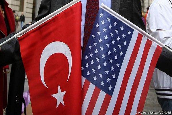 به رغم تنش های بین دو کشور، آمریکا و ترکیه همچنان دوست هستند