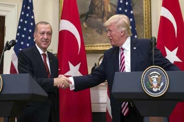 ردپای عربستان در شدت دریافت اختلافات آمریکا و ترکیه