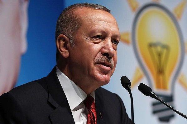 اردوغان: حمله به اقتصاد ترکیه تفاوتی با حمله به پرچم ندارد