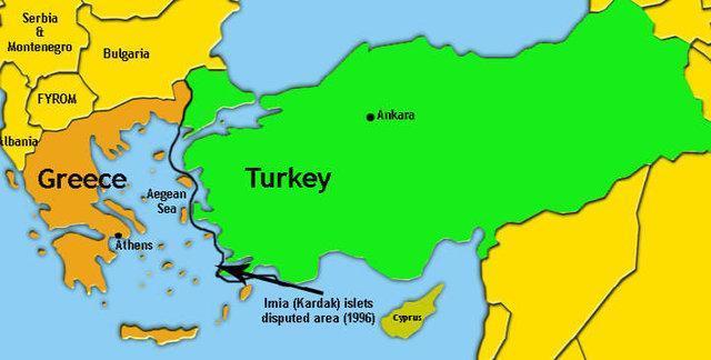 ترکیه: به دنبال همکاری با یونان هستیم