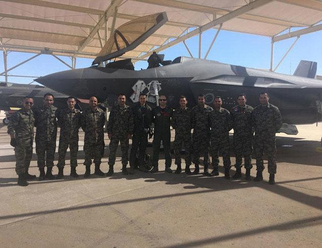 دو جنگنده اف &ndash 35 دیگر مارس 2019 به ترکیه تحویل می گردد