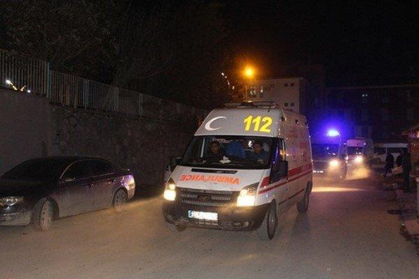 انفجار در انبار مهمات حکاری ترکیه، 25 زخمی و 7 مفقود