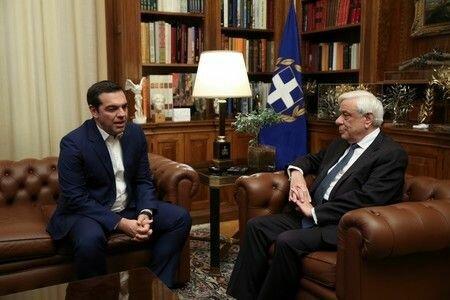 رییس جمهور یونان درخواست سیپراس برای برگزاری انتخابات زودهنگام را قبول کرد