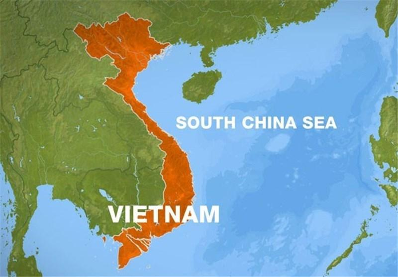 طوفان در ویتنام 3 کشته و 70 مفقود برجای گذاشت