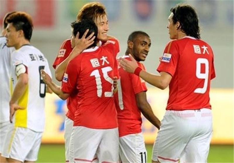گوانجو اورگراند حریف الاهلی در فینال لیگ قهرمانان شد