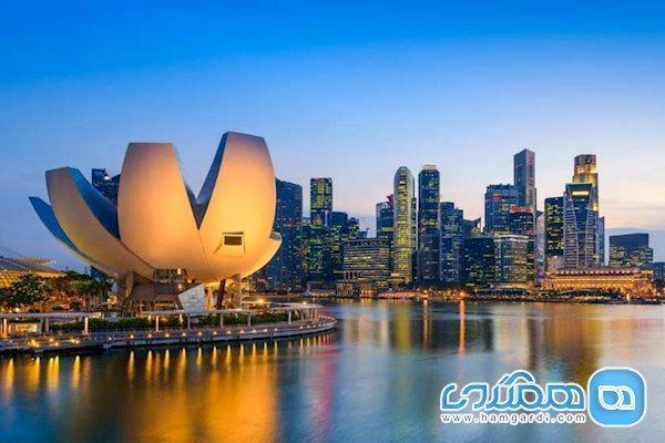 چگونه ویزای توریستی سنگاپور را دریافت کنیم؟