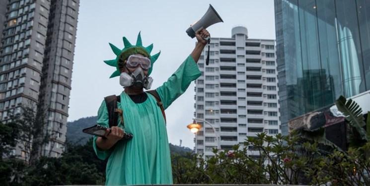 طرح کنگره آمریکا برای تحریم مقامات چینی در حمایت از ناآرامی های هنگ کنگ