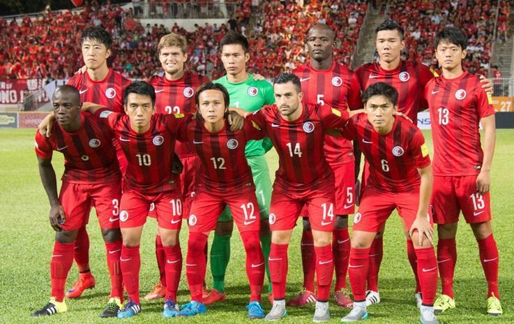 ترکیب تیم ملی هنگ کنگ برای دیدار با ایران تعیین شد