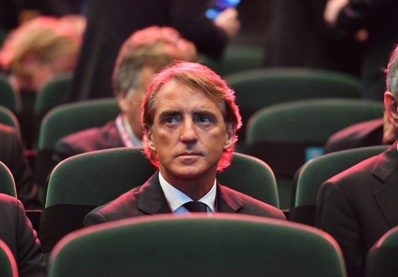 مانچینی احتمال دعوت از بازیکن آرسنال به تیم ملی ایتالیا را رد نکرد