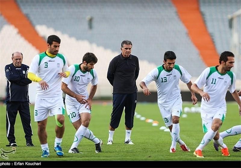 تیم ملی فوتبال راهی تایلند شد