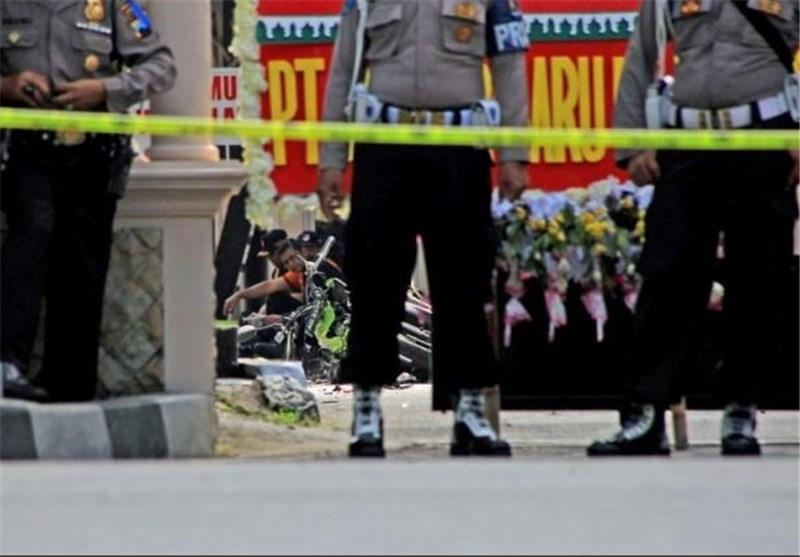 حمله یک عامل انتحاری به مقر پلیس اندونزی