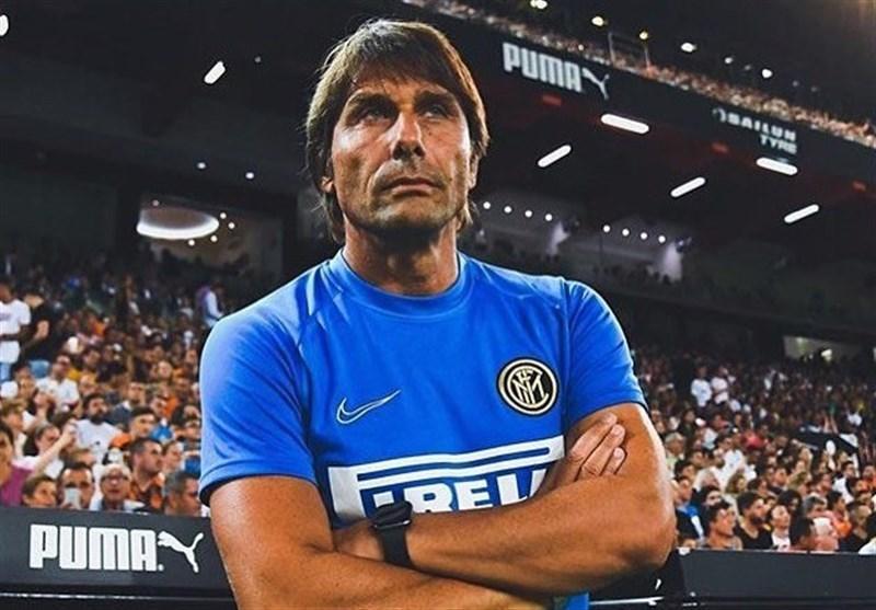 کونته: حتی بارسلونا هم بابت رویارویی با اینتر شادمان نیست