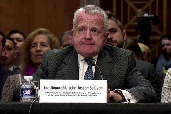 از دسیسه چینی رودی جولیانی علیه سفیر وقت آمریکا خبر داشتم