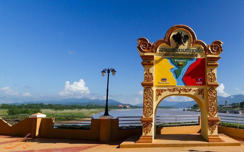 سفر به 3 کشور تایلند، لائوس و برمه در مثلث طلایی