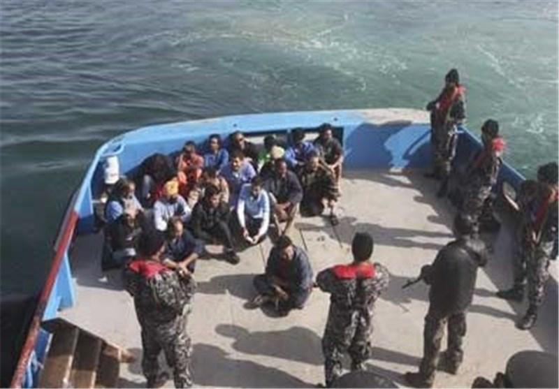 انگلیس یک فروند کشتی نظامی به لیبی ارسال می نماید