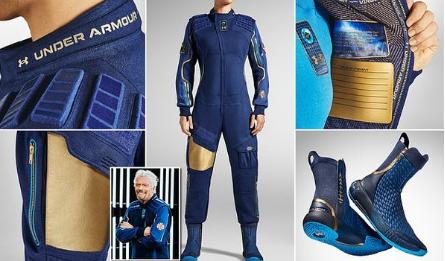 جدیدترین لباس های فضانوردی برای گردش در فضا