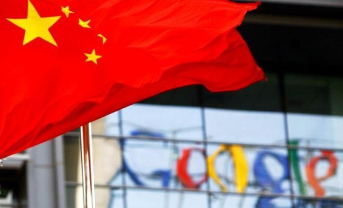 چین ، گوگل سنجاقک می گردد؟
