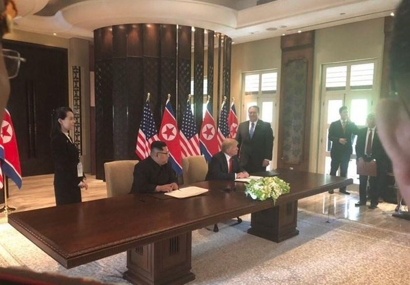گزارش خبرنگاران، نشست تاریخی سنگاپور و بازی دو سر باخت برای ترامپ