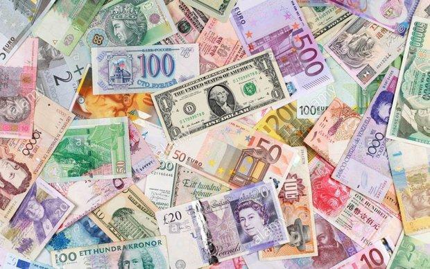 کاهش نرخ دلار مبادله ای، افزایش 454 ریالی قیمت رسمی یورو