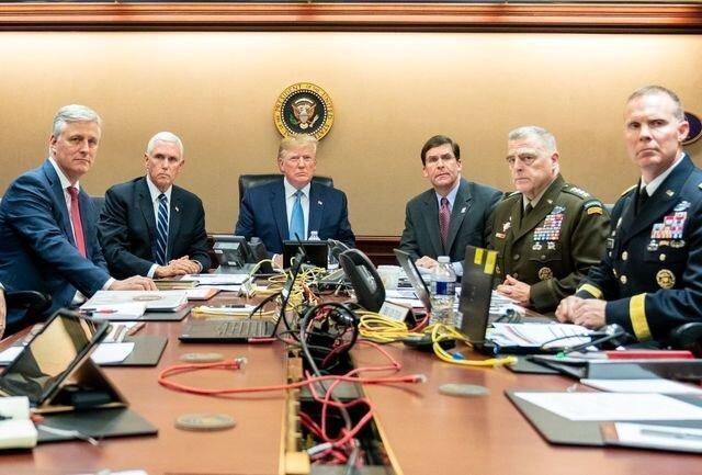 تب استیضاح ترامپ حتی پس از قتل البغدادی بالاست