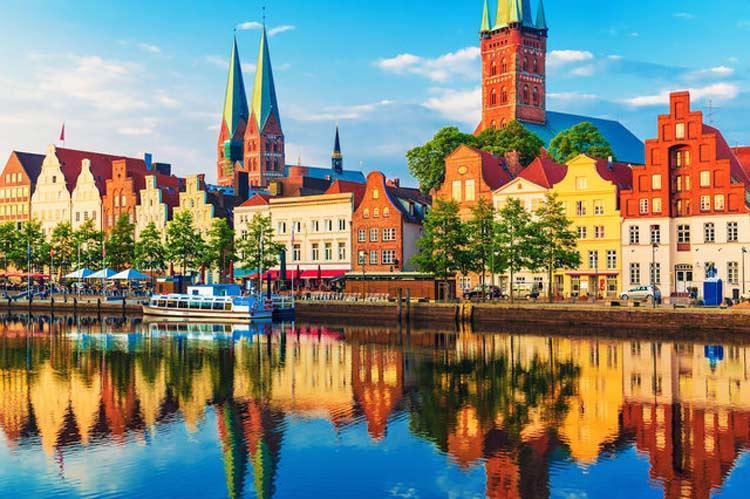 زیباترین شهرهای کوچک اروپا که نادیده گرفته شده اند