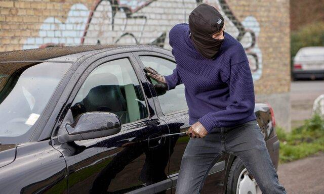 دزد خودرو در آمل گرفتار قانون شد