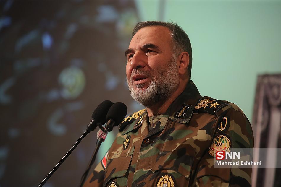 امیر حیدری: نیروی زمینی ارتش آمادگی مقابله با هر تهدیدی را دارد