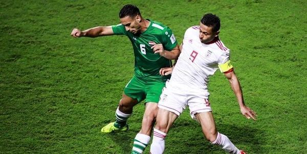 امید ابراهیمی آماده بازی با عراق