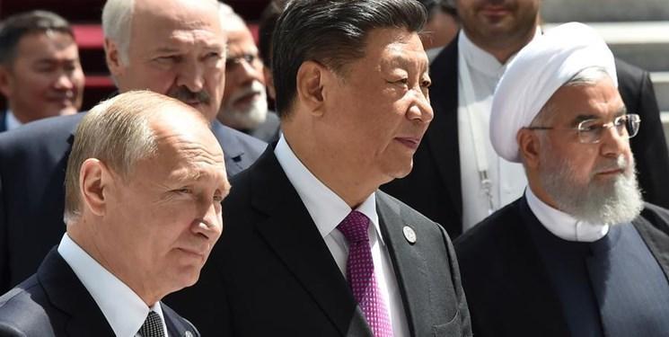 رسانه دولتی چین: رزمایش مشترک چین، ایران و روسیه پیامی به آمریکاست