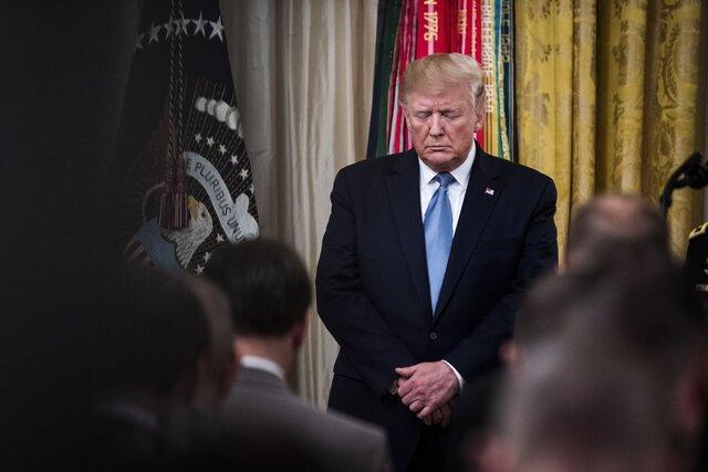 گالوپ: 54 درصد آمریکایی ها از عملکرد ترامپ ناراضی اند