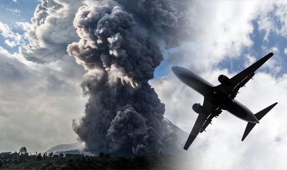 ادامه لغو پروازها در جزیره بالی اندونزی
