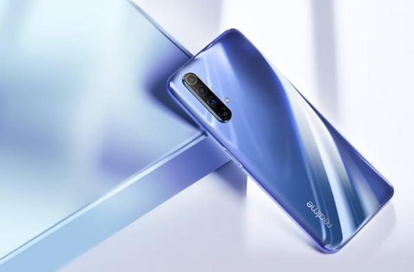 مشخصات فنی ریلمی X50 5G فاش شد