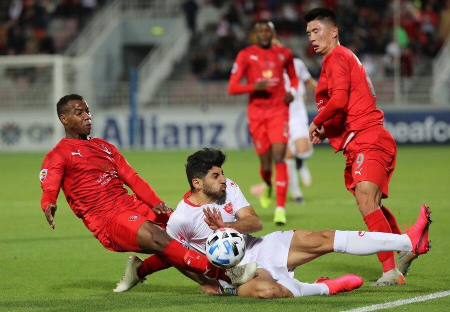 ترابی در جمع بازیکنان برتر هفته دوم لیگ قهرمانان آسیا