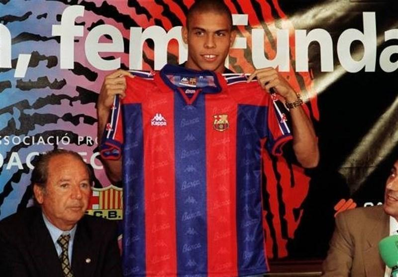 رونالدو نازاریو: می خواستم در بارسلونا بمانم اما باشگاه نخواست ، کارلوس متقاعدم کرد به رئال مادرید بروم