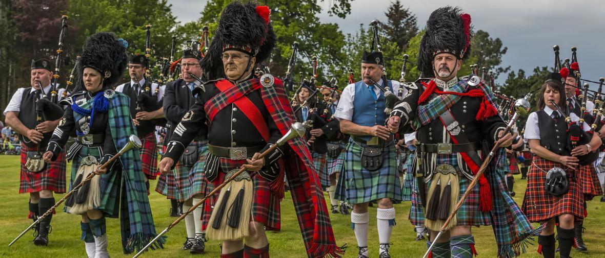 آشنایی با مردم و فرهنگ کشور اسکاتلند