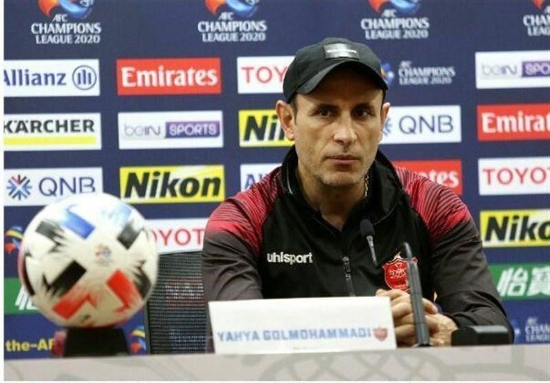 گل محمدی: تغییراتی در ترکیب مان خواهیم داشت اما به صورت متعادل، بازی فردا برای ما مثل یک فینال است