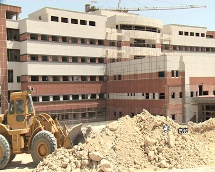 بیمارستان جدید جهرم به زودی افتتاح می شود