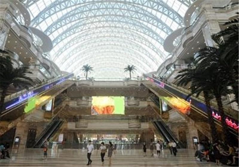 افتتاح عظیم ترین ساختمان دنیا در چین