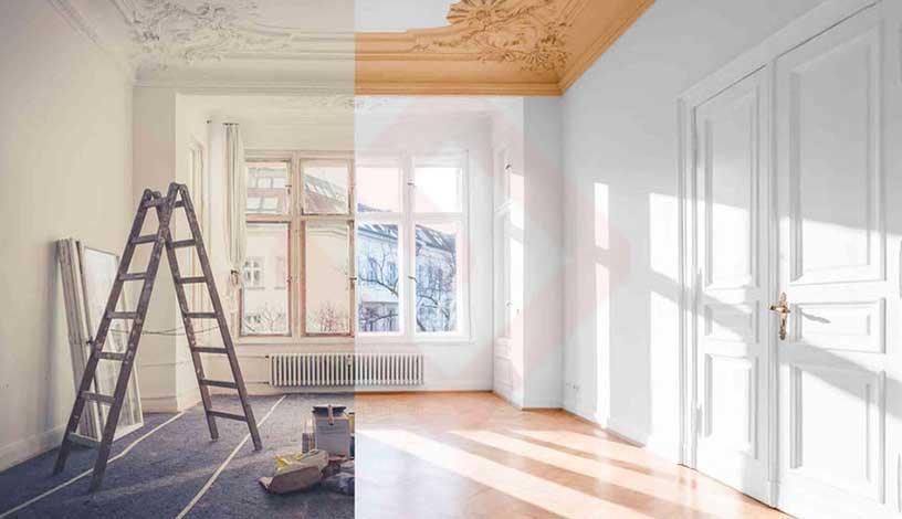 اشتباهات بازسازی خانه را بشناسید