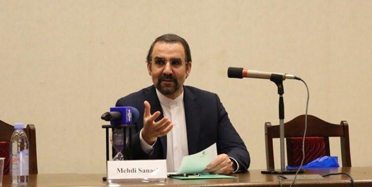 سنایی: رفع تحریم های یکجانبه علیه ایران در شرایط کنونی ضرورت حقوق بشری است