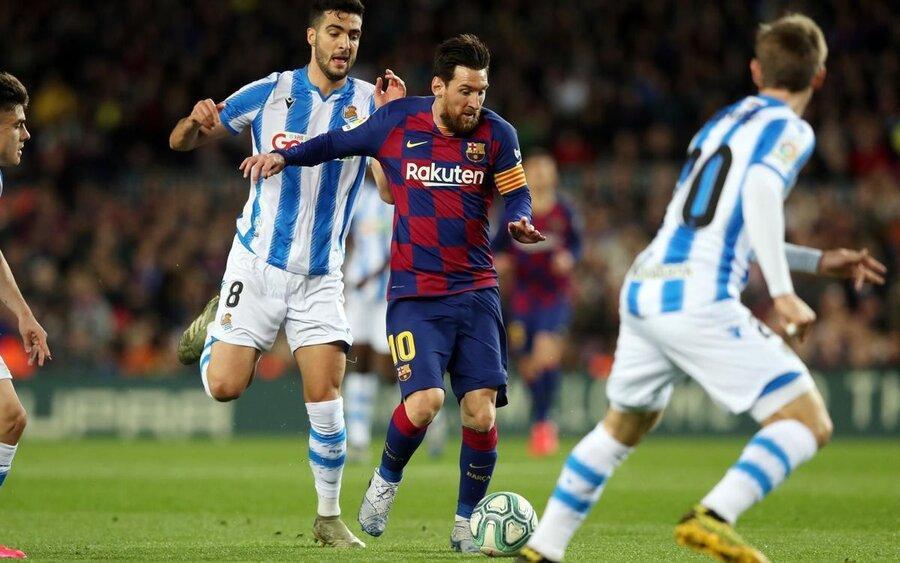 بارسلونا در راه تمدید قرارداد لیونل مسی