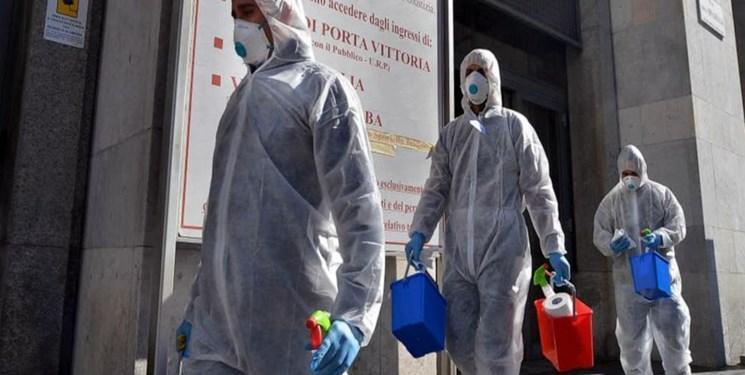 کرونا در جهان، 433 هزار مبتلا، 20400 نفر تلفات