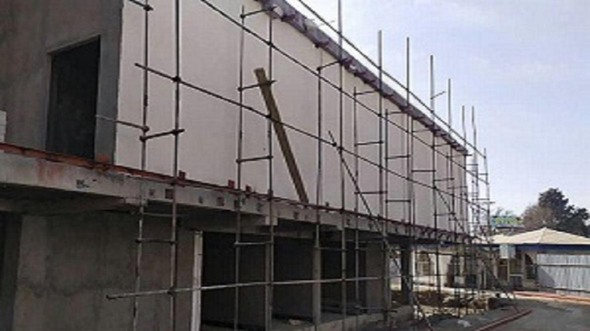 بهره برداری از ساختمان تئاتر قزوین در نیمه دوم سال جاری