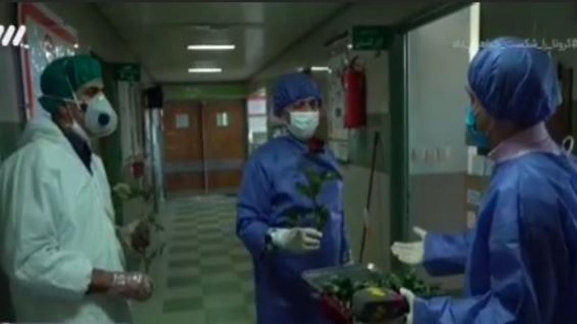 گزارشی از حال و هوای مراکز درمانی دو شهر اصفهان و اهواز در روزهای کرونایی