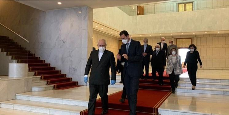 تلاش های ایران در راستای برقراری صلح در منطقه و مقابله با تروریسم از زبان ظریف