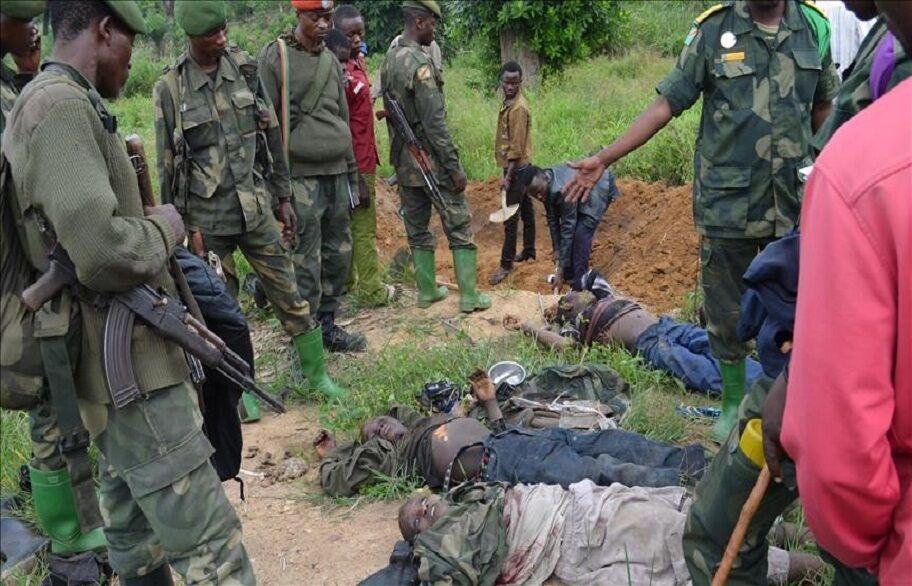 شورشیان اوگاندا 40 نفر را در شرق کنگو کشتند